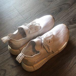 Adidas NMD White Sneaker Man